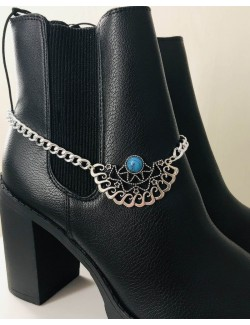 Boot chain jewelry shoe metal chain