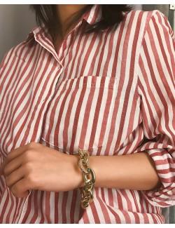 Bracelet vintage grosse chaîne