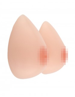 Silicone Breast Forms Prosthesis Mastectomy