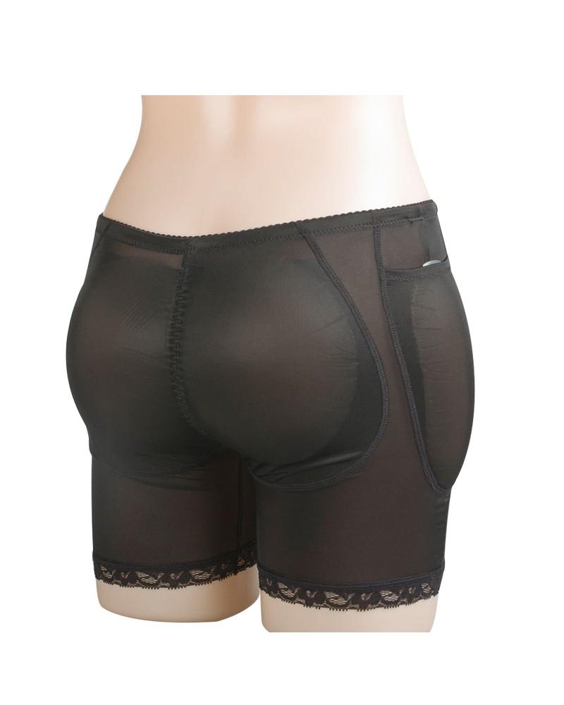 Fake Butt hips Padded Panties Underwear