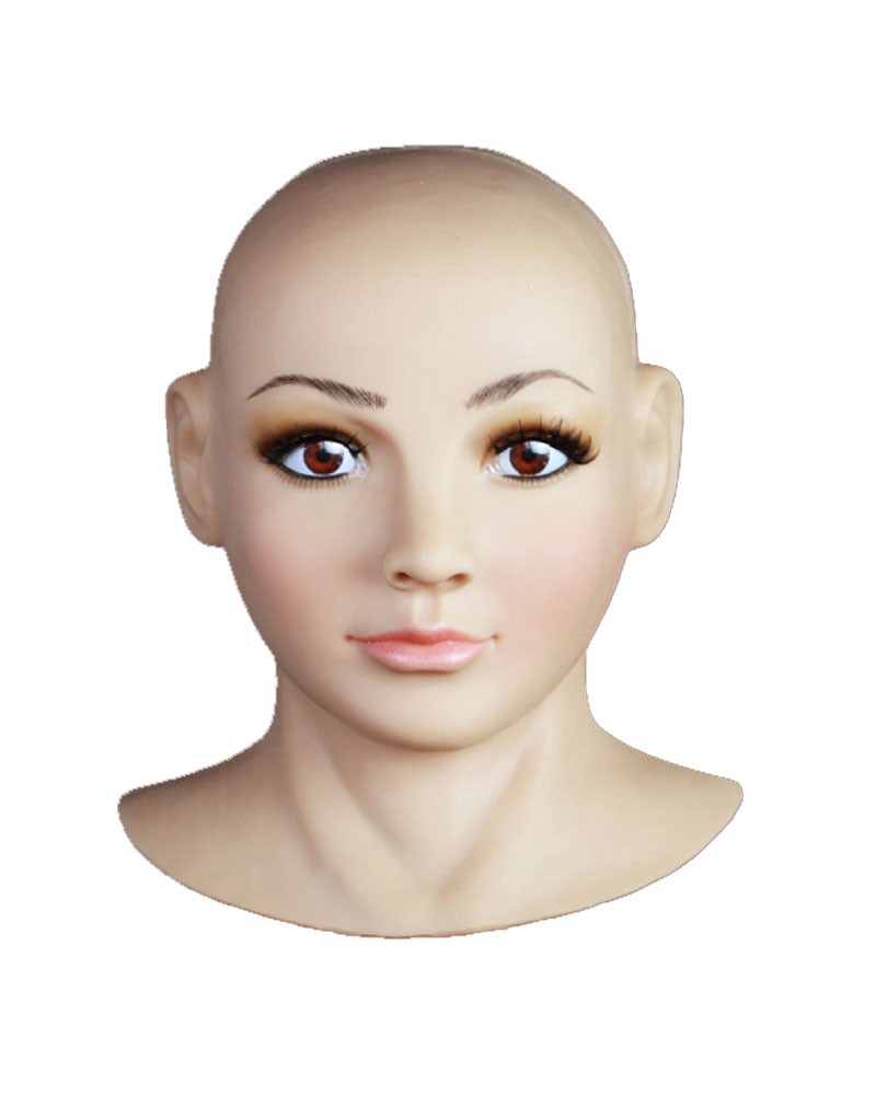 Female Hood Mask Silicone affordable