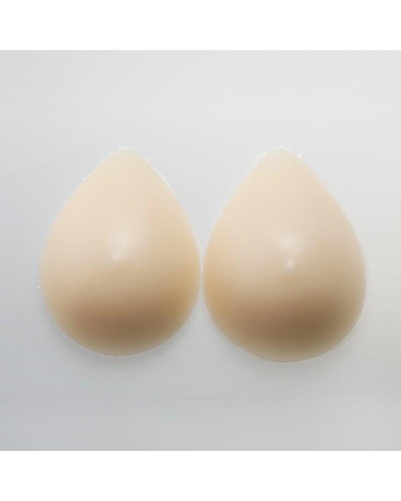 Prothèse mammaire post-mastectomie sans mamelon