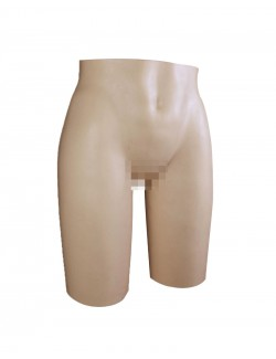 Vagina Short Pants Silicone Lifelike