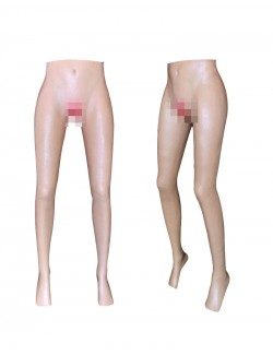 Vagina Pants Silicone tights