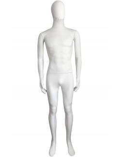White Silk Lycra Zentai for Halloween Party