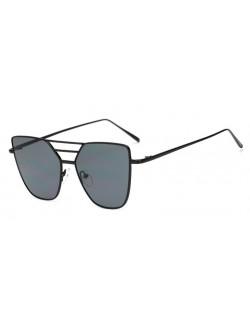 Vintage retro frame sunglasses womens