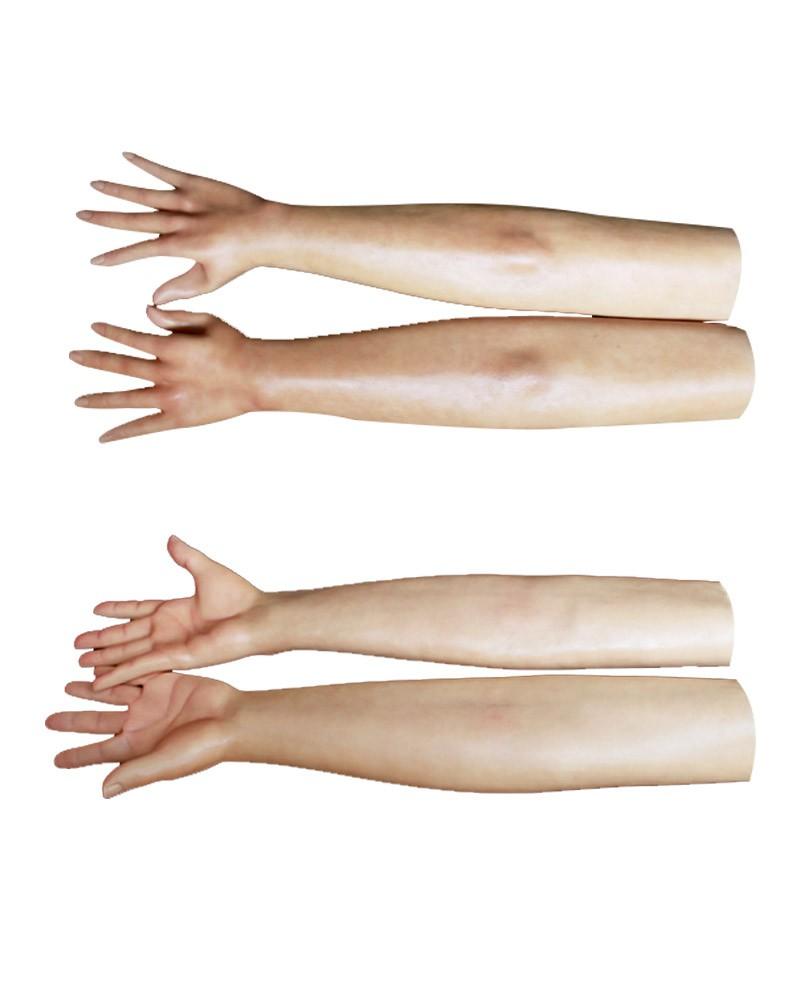 Female Hand Silicone Cross Dresser