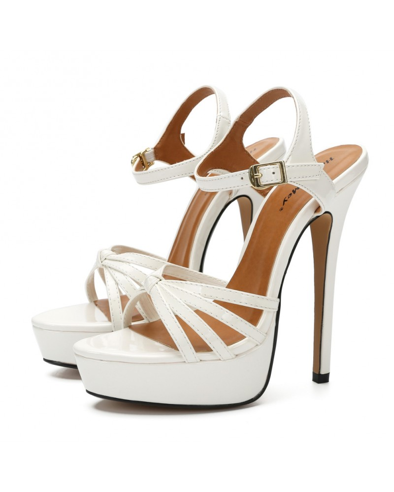 High quality platform heels sandals inexpensive