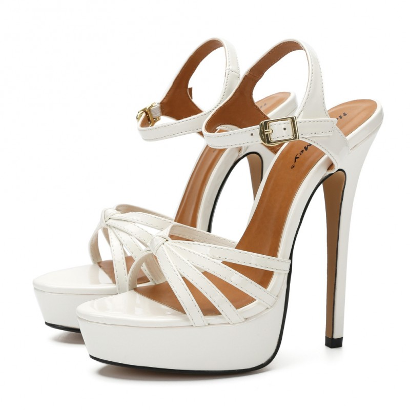 High quality platform heels sandals