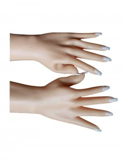 Female Hand Silicone Wearable