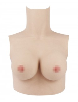 Breast form Silicone Lifelike C Cup
