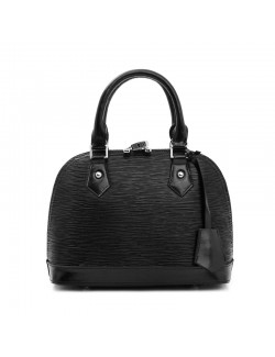 Lady trendy leather handbag shoulder shell bag