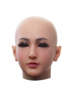 Female Hood Mask Silicone Disguise