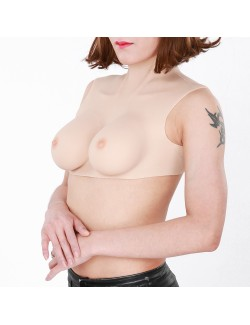 Upgraded silicone breasts form IVITA A-cup to H-cup