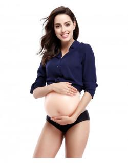 Silicone faux ventre de femme enceinte robuste