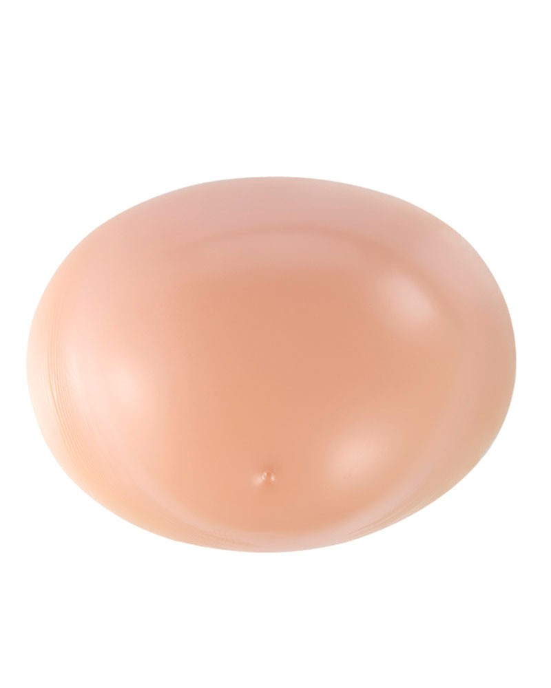 Silicone fake pregnant belly sturdy