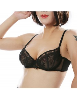 Adaptive premium short backless silicone breast plate