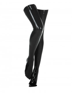 Thigh High Latex Stockings