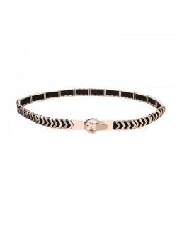 Stylists elastic belt for women