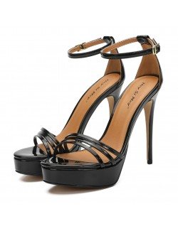 Sexy high heel ankle straps sandals