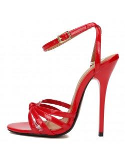 Women stylish heeled sandals