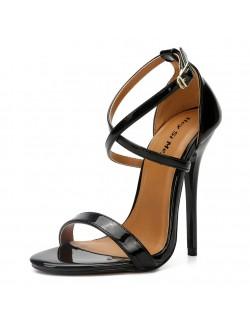 Sexy high-heeled sandals strap