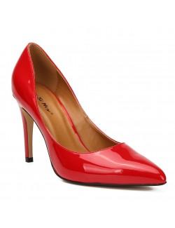 Middle heels pointy toe dress pump stilettos