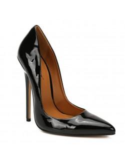 Pointy toe dress mid heels pump stilettos