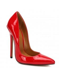 Super high heels pointy pump stilettos