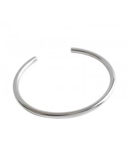 Sterling silver bracelet adjustable female silver bracelet