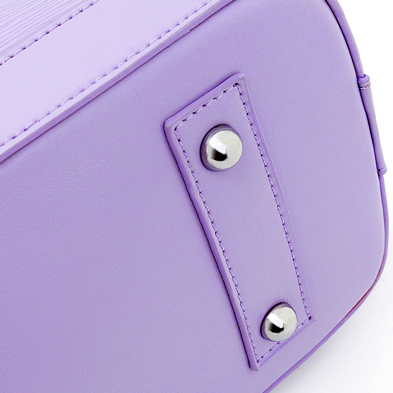 Crossdressing leather handbag inexpensive