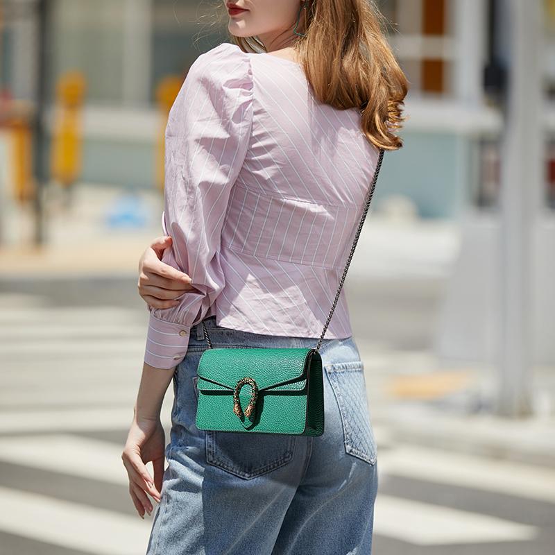 inexpensive 2020 trendy leather handbag