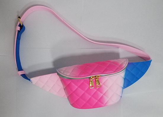 2020 New Rainbow Chic Simple Bum Bag