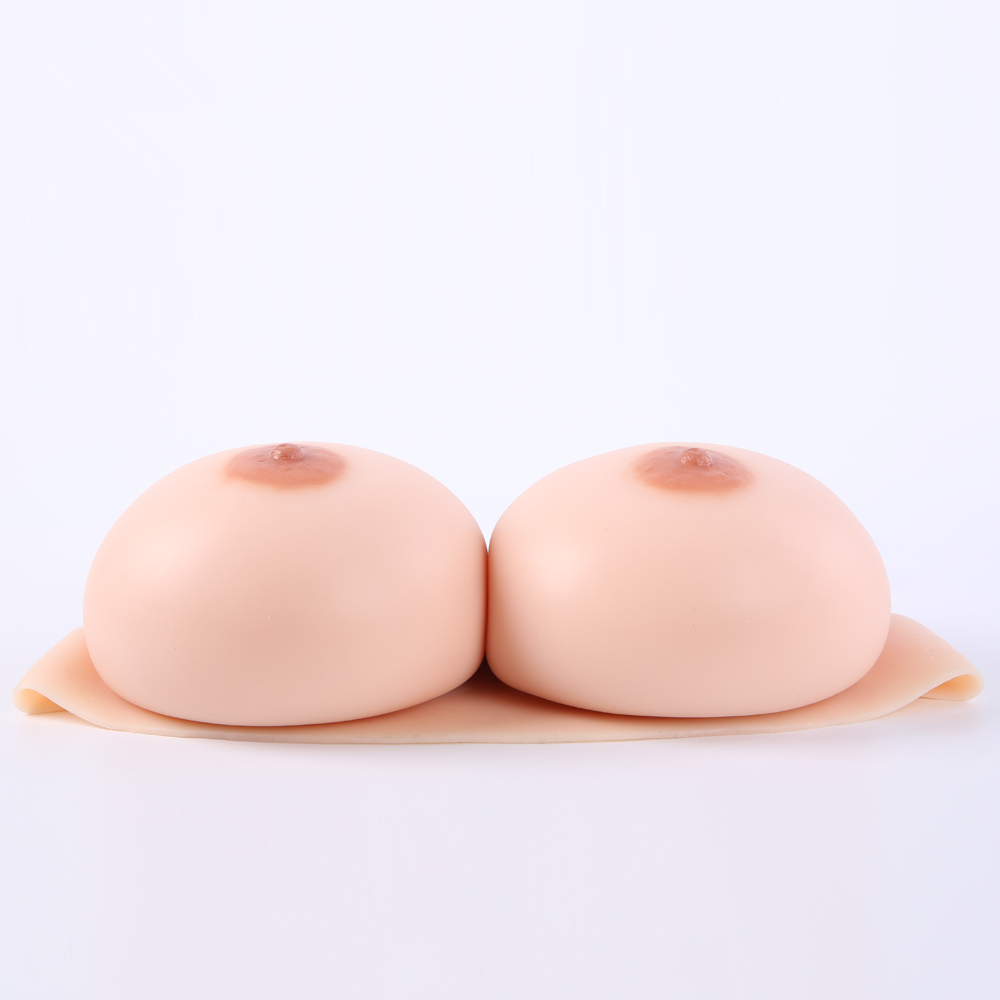 Silicone Huge breasts crossdressing