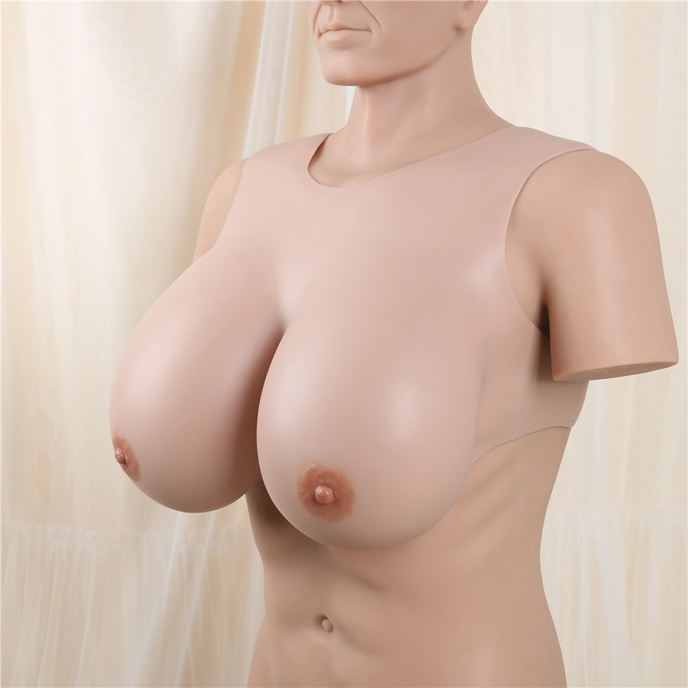 Affordable silicone breasts forms IVITA crossdressing