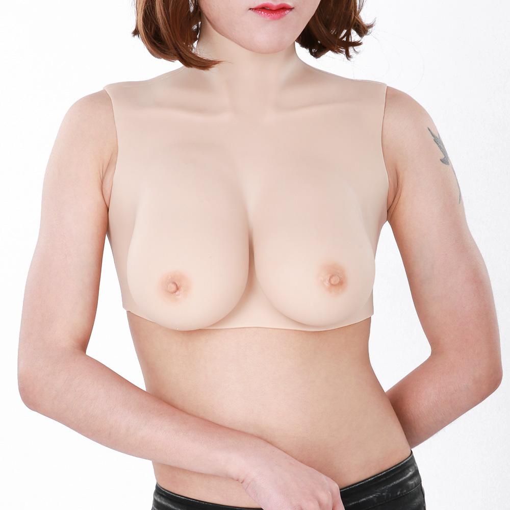 Crossdressering breast forms