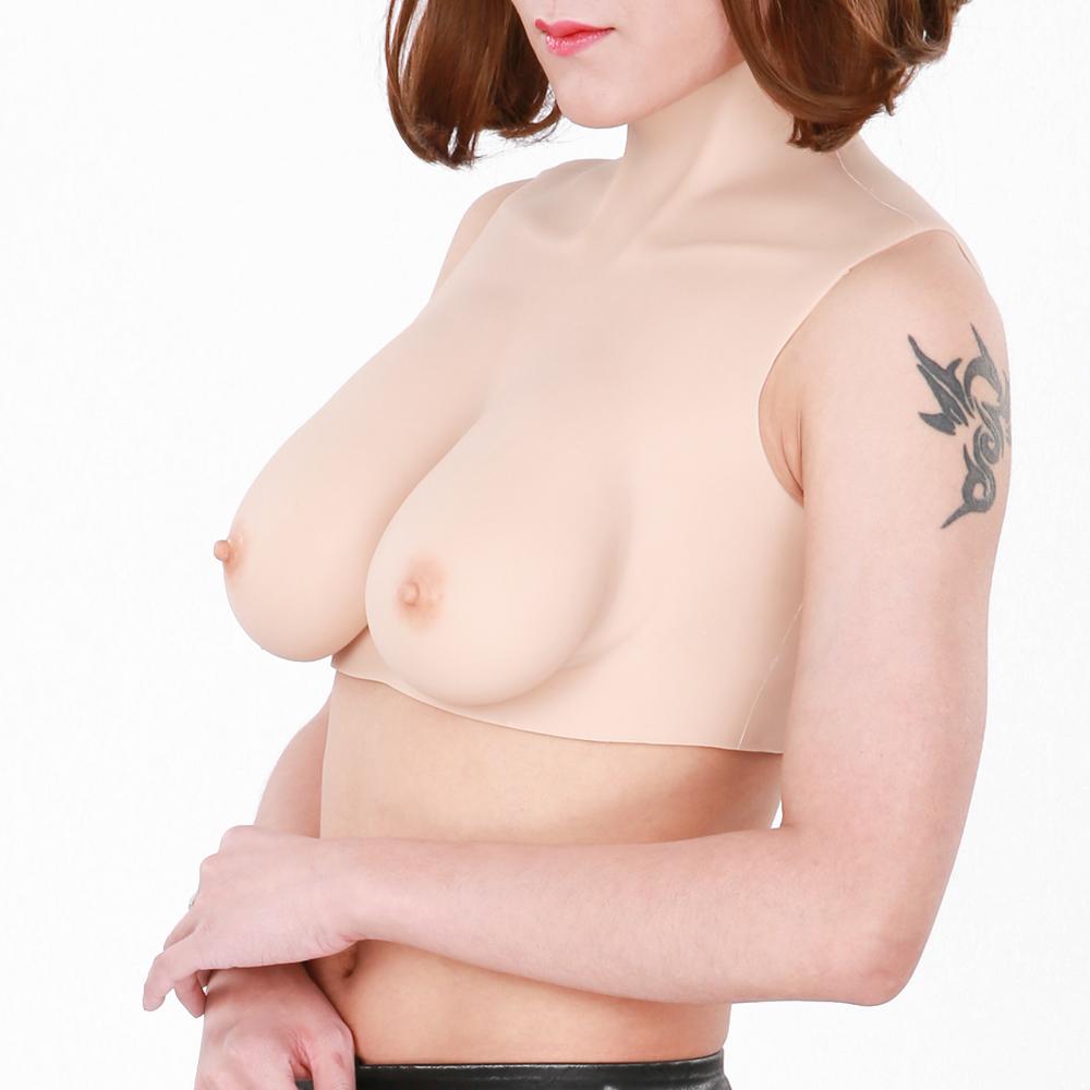 Cross dressing drag breast prosthetics