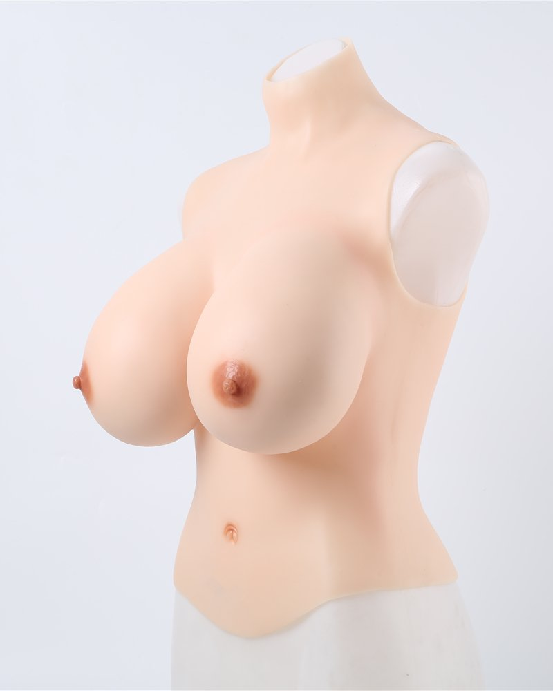 silicone e cup breasts forms