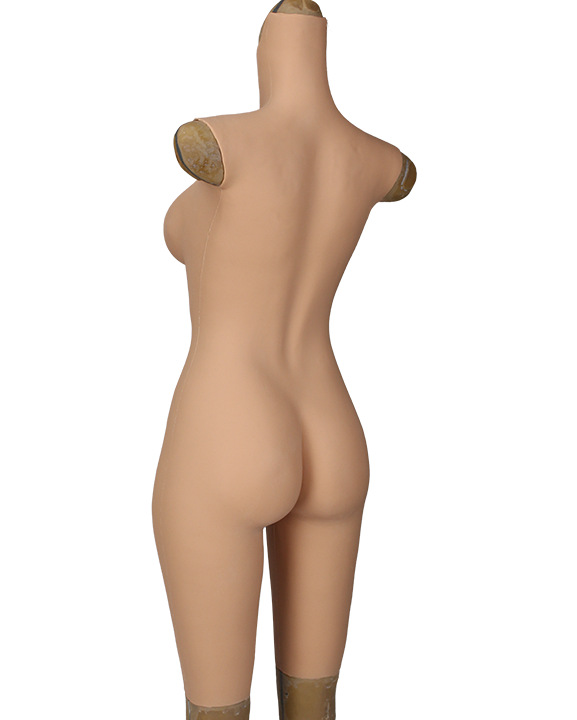 affordable silicone female body suit