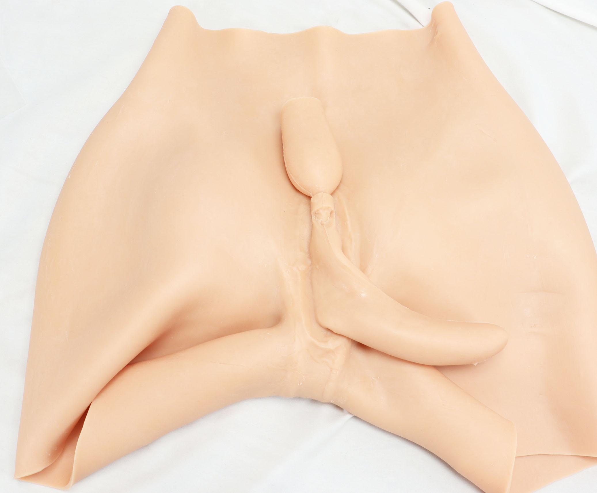 Drag-Queen Crossdressing Bigger Buttocks Vagina