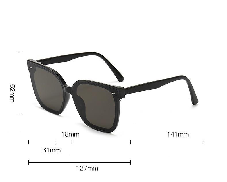 sunglasses size