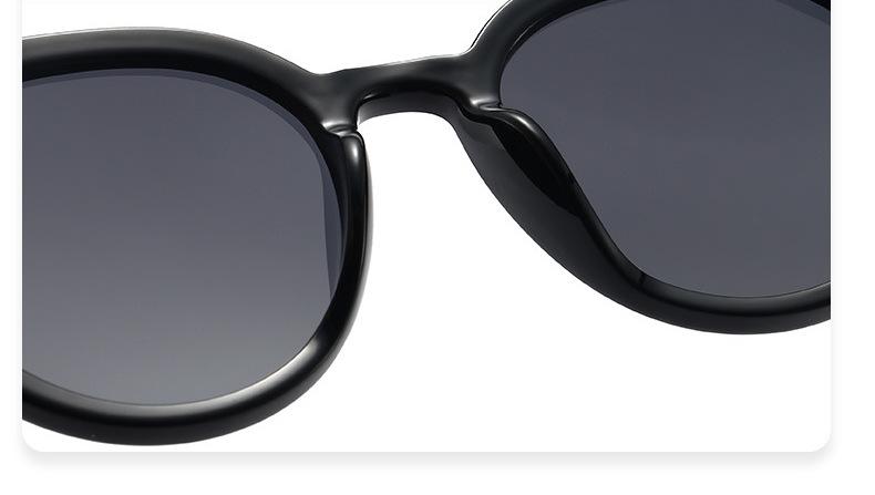 Trendy influencer sunglasses trans