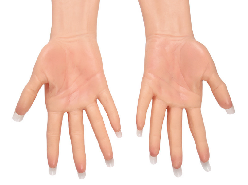 female hands for trans girl