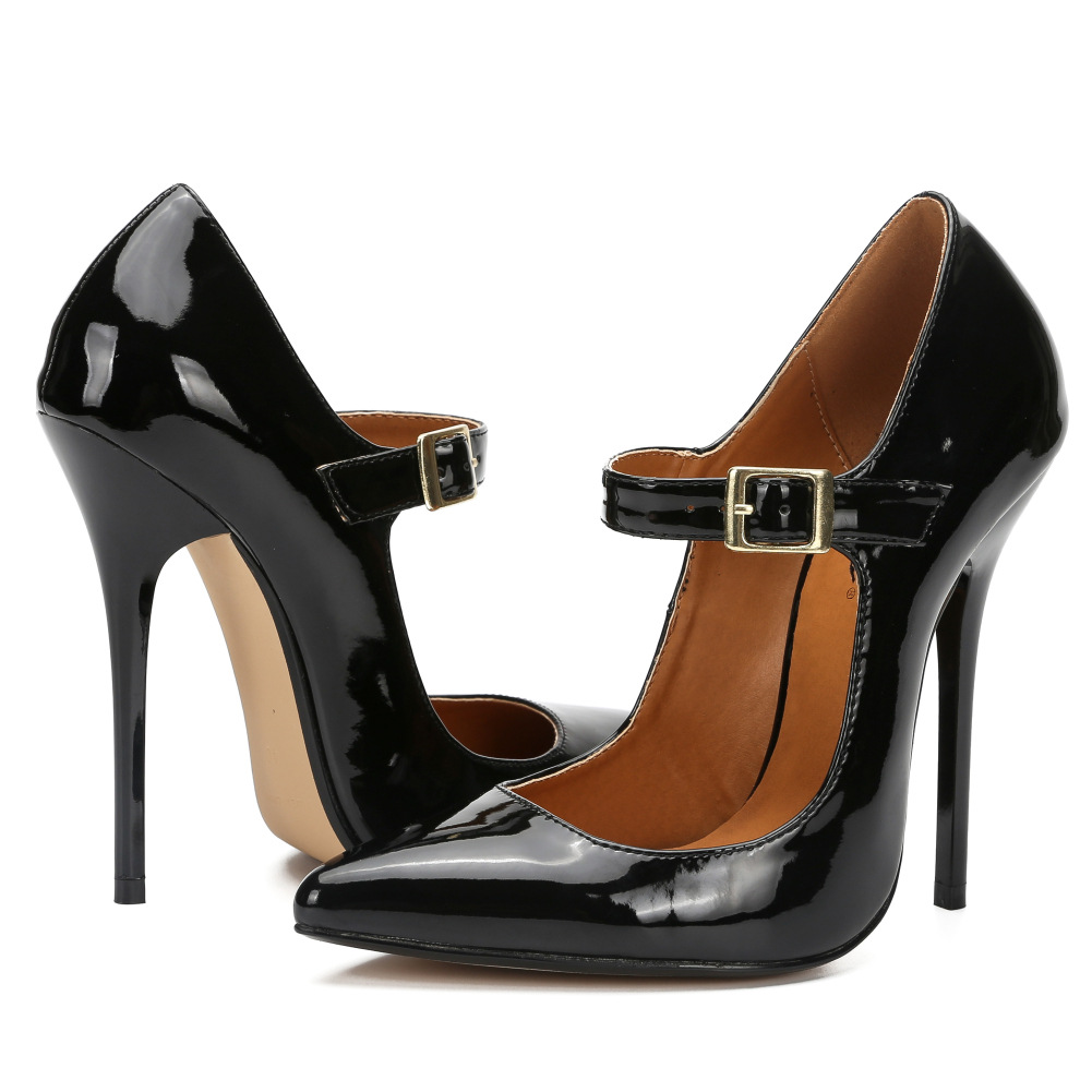 Stiletto shoes pointed toe heels pumps inexpensive