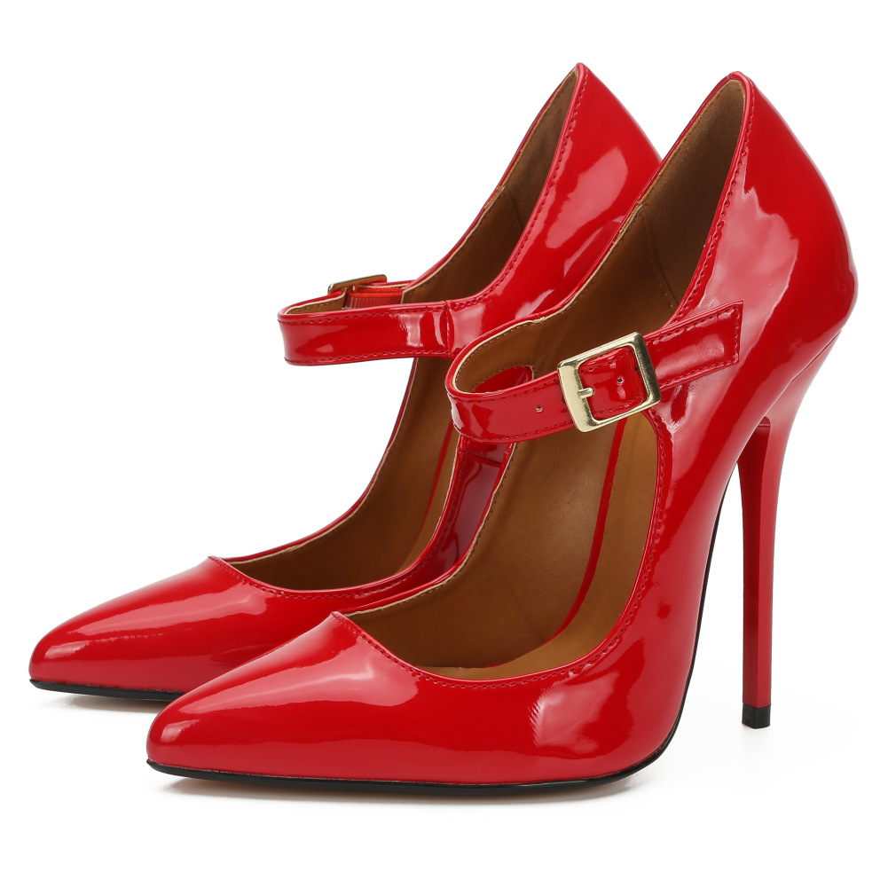 Stiletto shoes pointed toe heels pumps for sale