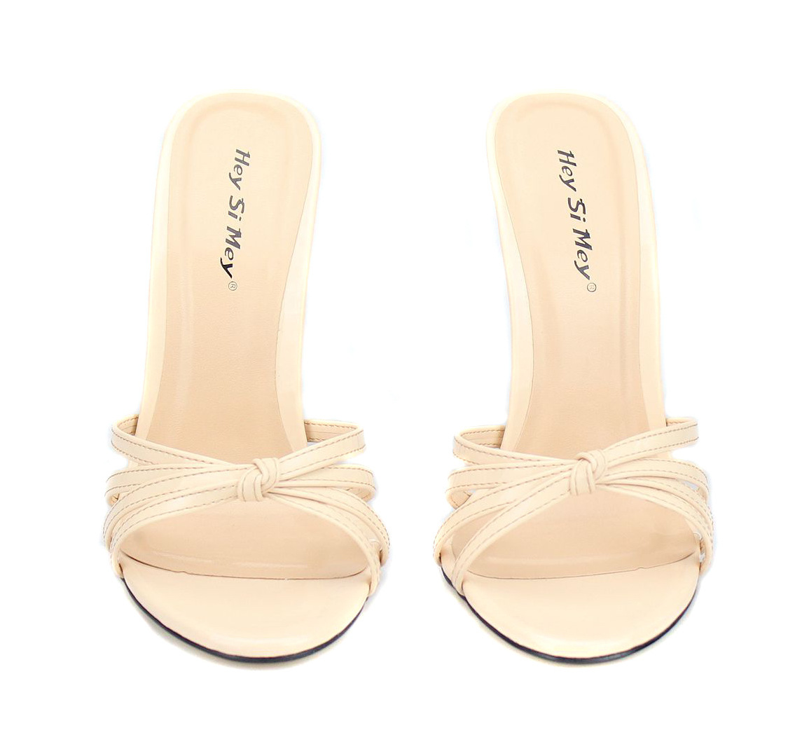 High heels slippers new sandals inexpensive