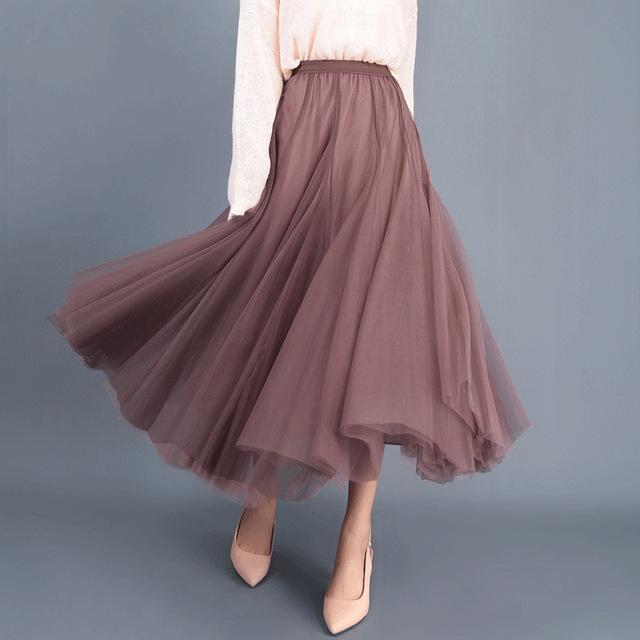 long skirt for man