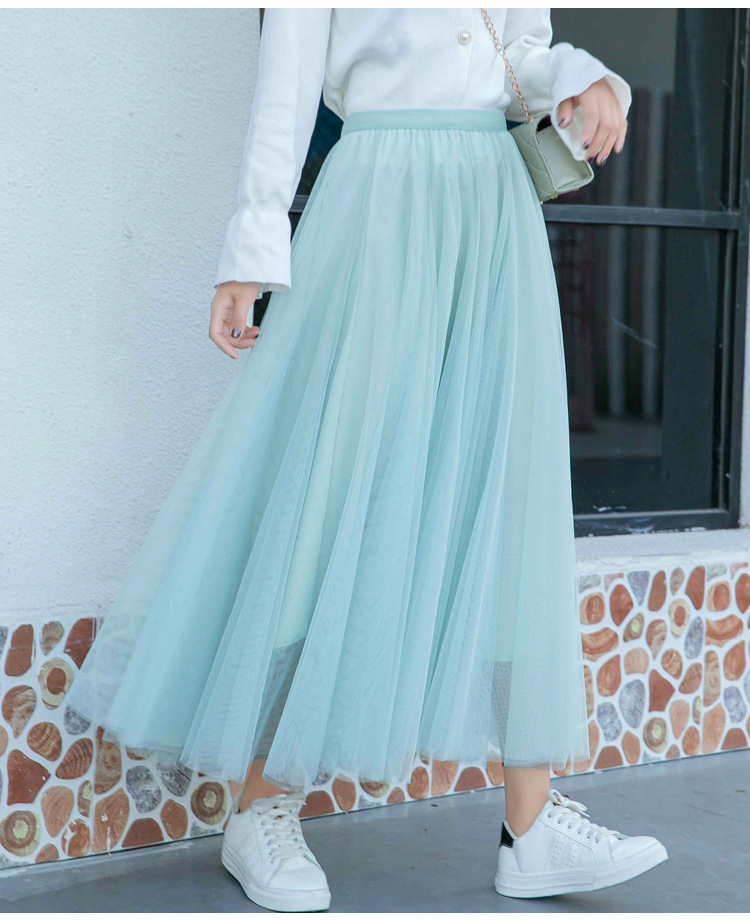 Cool tulle shirt 2021
