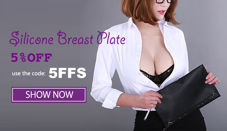 Discount for all of the Silicone Breast plate products