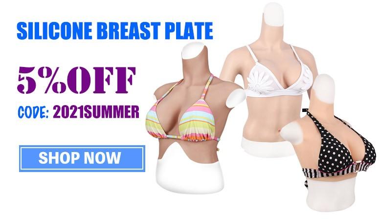 Silicone Breast Plates